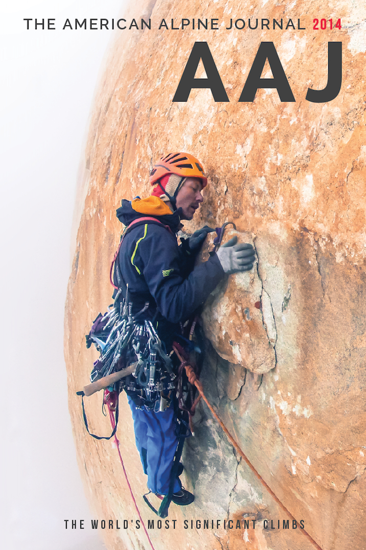 AMERICAN ALPINE JOURNAL GOES ONLINE - Alpinist.com