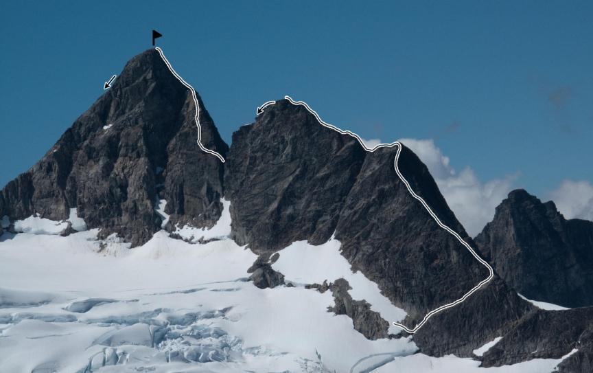 The East Ridge of Desire.