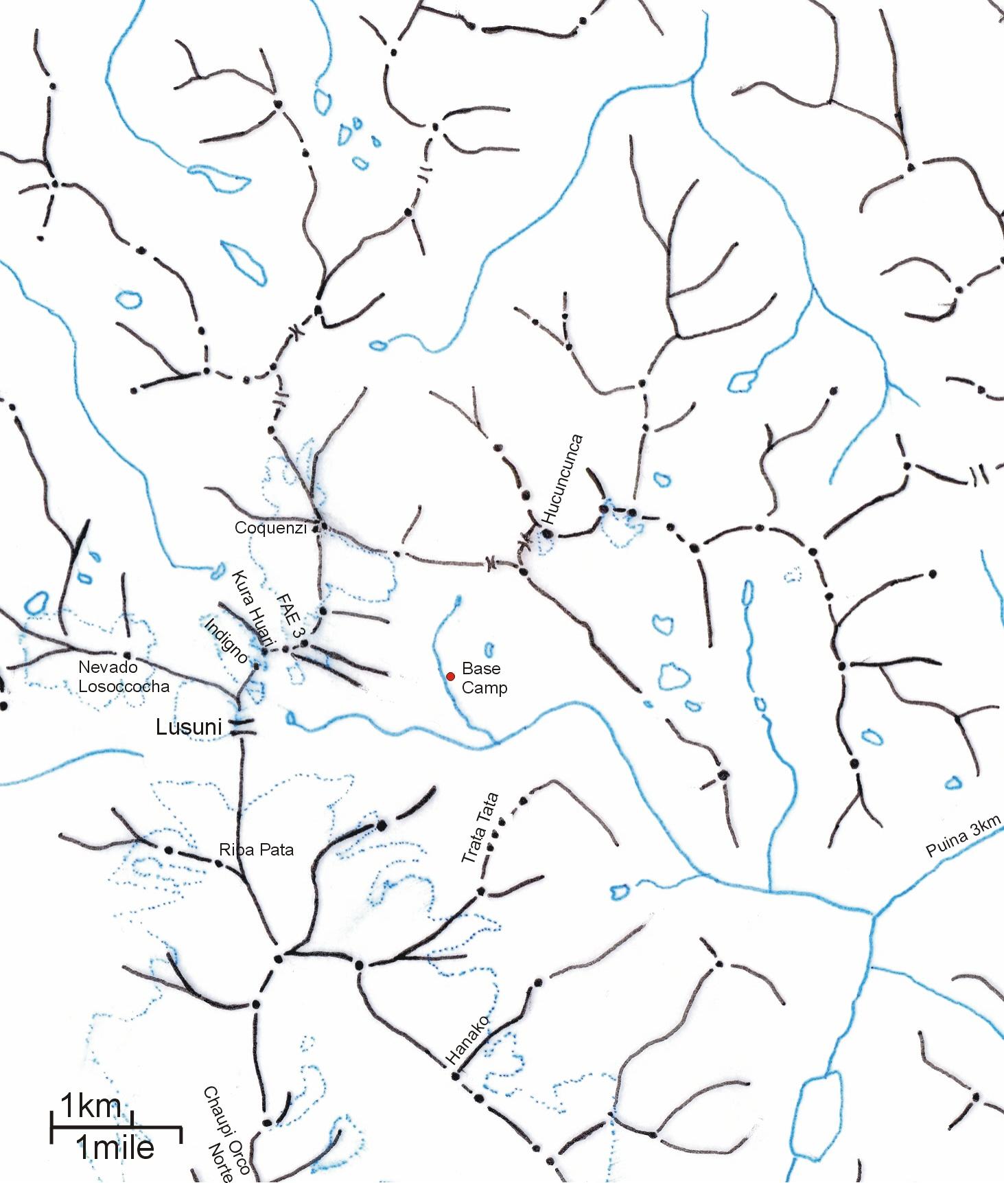 Map by Wojciech Chaladaj.