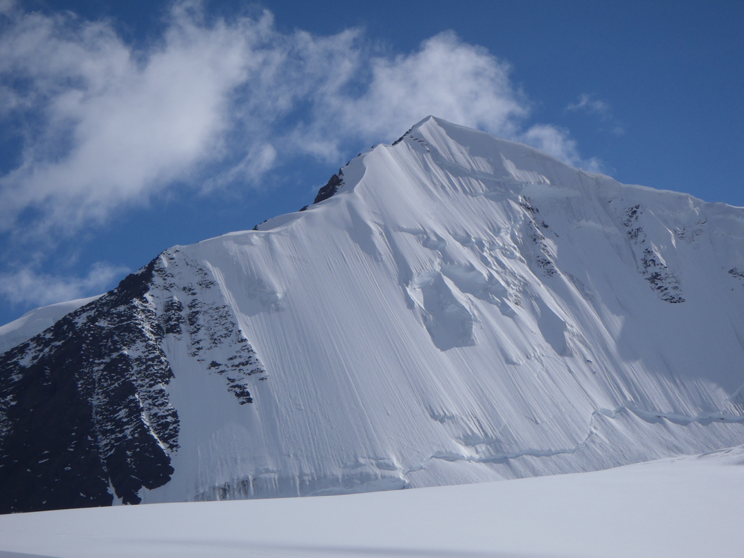 Mount Short, one of the most prominent peaks in the area.