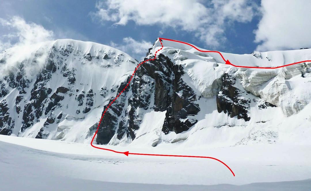 Peak Little. Peak Currahee is behind and left.