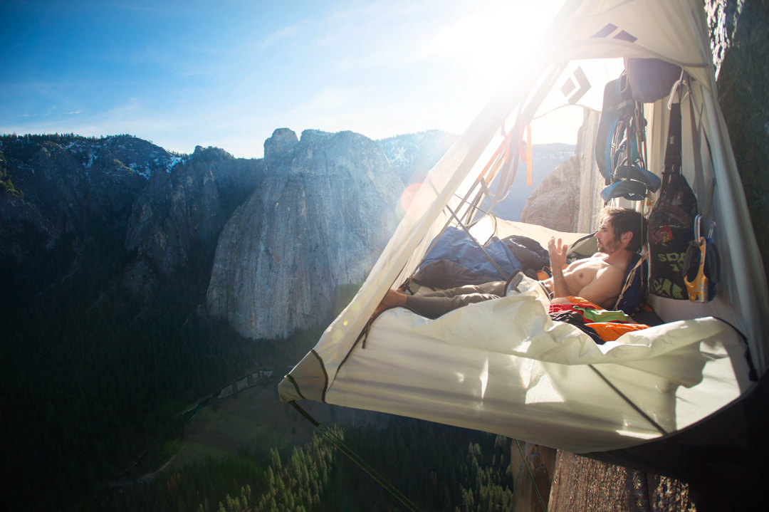 Jorgeson wills the skin of his fingers to grow faster.