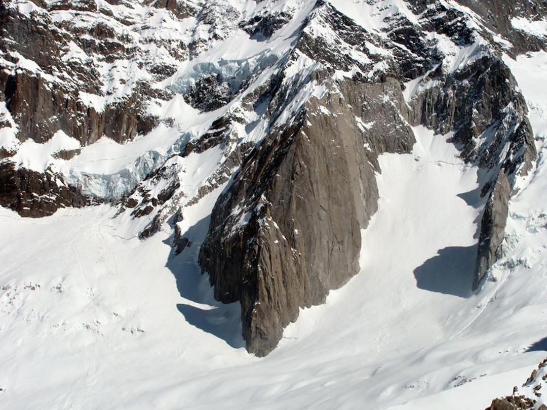 The Pillars of Brujo, in the Torres del Brujo, which has at least five known routes.