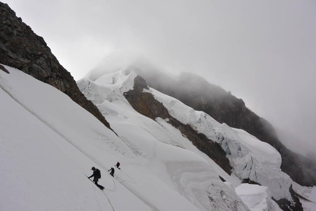 Descending from Chainopuerto.