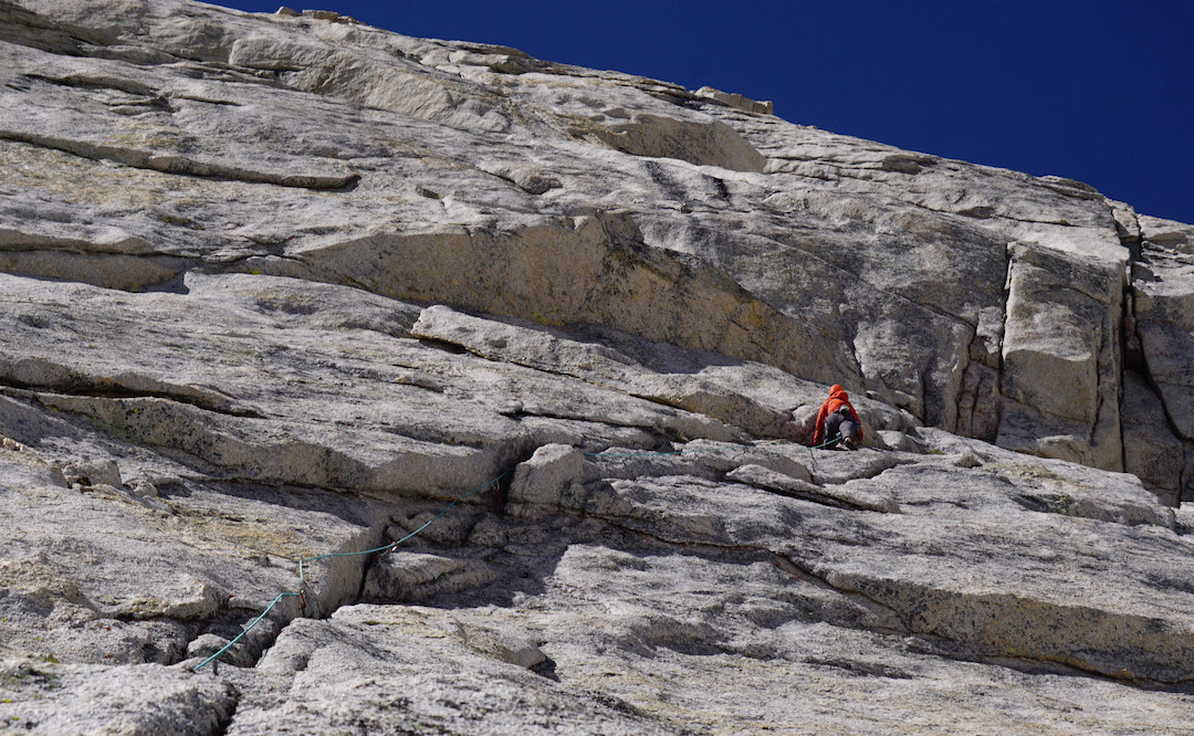 Vitaliy Musiyenko leading the second pitch of Ghostriders in the Sky on Gambler's Special.