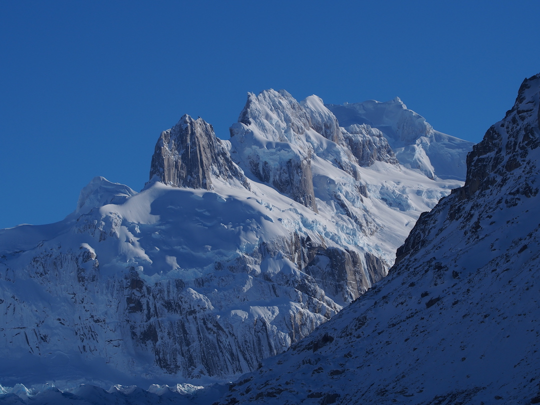 Cerro Largo from the south.