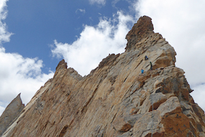 Long Route in Zanskar